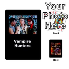 West Wind Gothic Horror Deck Ii By Joe Collins   Playing Cards 54 Designs   6x60nf69t1gy   Www Artscow Com Front - Spade9