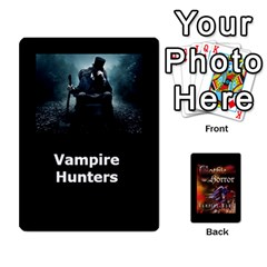 West Wind Gothic Horror Deck Ii By Joe Collins   Playing Cards 54 Designs   6x60nf69t1gy   Www Artscow Com Front - Spade10