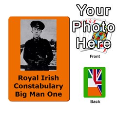 Tfl Mud And Blood Anglo Irish And Irish Civil War Cards By Joe Collins   Playing Cards 54 Designs   Ulks12j4trw1   Www Artscow Com Front - Spade2