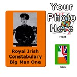 TFL Mud and Blood Anglo-Irish and Irish Civil War Cards - Playing Cards 54 Designs
