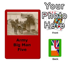 Tfl Mud And Blood Anglo Irish And Irish Civil War Cards By Joe Collins   Playing Cards 54 Designs   Ulks12j4trw1   Www Artscow Com Front - Heart4