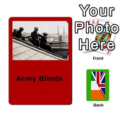 Tfl Mud And Blood Anglo Irish And Irish Civil War Cards By Joe Collins   Playing Cards 54 Designs   Ulks12j4trw1   Www Artscow Com Front - Heart8