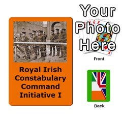 Tfl Mud And Blood Anglo Irish And Irish Civil War Cards By Joe Collins   Playing Cards 54 Designs   Ulks12j4trw1   Www Artscow Com Front - Spade5
