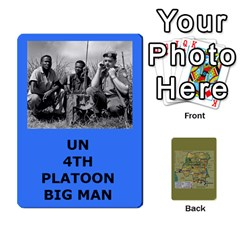 King Tfl Bmaso Congo Deck Un And Simba By Joe Collins   Playing Cards 54 Designs   6fwwwyiqwkux   Www Artscow Com Front - SpadeK