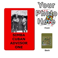 Tfl Bmaso Congo Deck Un And Simba By Joe Collins   Playing Cards 54 Designs   6fwwwyiqwkux   Www Artscow Com Front - Club7