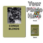 TFL BMaso Congo Deck Katanga - Playing Cards 54 Designs