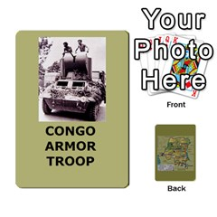 Tfl Bmaso Congo Deck Katanga By Joe Collins   Playing Cards 54 Designs   Epivj9nwym48   Www Artscow Com Front - Heart3
