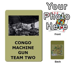 Tfl Bmaso Congo Deck Katanga By Joe Collins   Playing Cards 54 Designs   Epivj9nwym48   Www Artscow Com Front - Heart5
