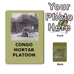 Tfl Bmaso Congo Deck Katanga By Joe Collins   Playing Cards 54 Designs   Epivj9nwym48   Www Artscow Com Front - Heart7