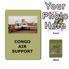 Tfl Bmaso Congo Deck Katanga By Joe Collins   Playing Cards 54 Designs   Epivj9nwym48   Www Artscow Com Front - Heart9