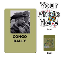 Tfl Bmaso Congo Deck Katanga By Joe Collins   Playing Cards 54 Designs   Epivj9nwym48   Www Artscow Com Front - Diamond2