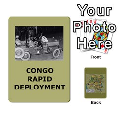 Tfl Bmaso Congo Deck Katanga By Joe Collins   Playing Cards 54 Designs   Epivj9nwym48   Www Artscow Com Front - Diamond6