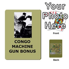 Tfl Bmaso Congo Deck Katanga By Joe Collins   Playing Cards 54 Designs   Epivj9nwym48   Www Artscow Com Front - Diamond7