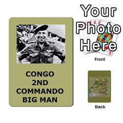 Tfl Bmaso Congo Deck Katanga By Joe Collins   Playing Cards 54 Designs   Epivj9nwym48   Www Artscow Com Front - Club6