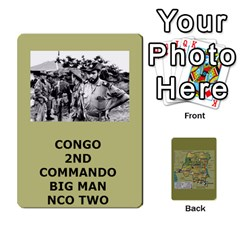 Tfl Bmaso Congo Deck Katanga By Joe Collins   Playing Cards 54 Designs   Epivj9nwym48   Www Artscow Com Front - Club8