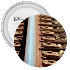 Train Track 3  Button by hlehnerer
