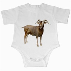 Goat 2 Infant Creeper by gatterwe