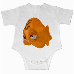Fish 2 Infant Creeper by gatterwe