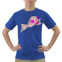 Fish 4 Mens' T Shirt (colored) by gatterwe