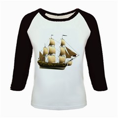 Ship 3 Women s Long Cap Sleeve T-Shirt