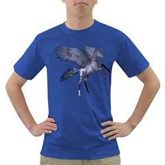 Flying Pony 1 Mens' T Shirt (colored) by gatterwe