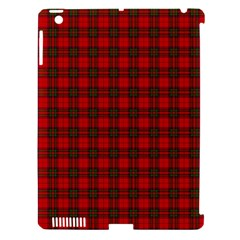 The Clan Steward Tartan Apple Ipad 3/4 Hardshell Case (compatible With Smart Cover) by BestCustomGiftsForYou