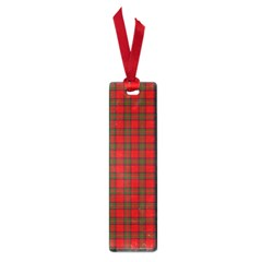 The Clan Steward Tartan Small Bookmark by BestCustomGiftsForYou