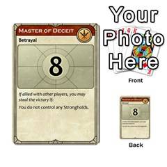Dune Treachery  By Rafael Fuentes   Multi Purpose Cards (rectangle)   4jzhf4j4yqgg   Www Artscow Com Front 53