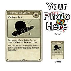 Dune Treachery  By Rafael Fuentes   Multi Purpose Cards (rectangle)   4jzhf4j4yqgg   Www Artscow Com Front 12
