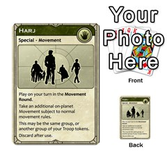 Dune Treachery  By Rafael Fuentes   Multi Purpose Cards (rectangle)   4jzhf4j4yqgg   Www Artscow Com Front 23