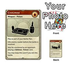 Dune Treachery  By Rafael Fuentes   Multi Purpose Cards (rectangle)   4jzhf4j4yqgg   Www Artscow Com Front 33