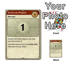 Dune Treachery  By Rafael Fuentes   Multi Purpose Cards (rectangle)   4jzhf4j4yqgg   Www Artscow Com Front 46