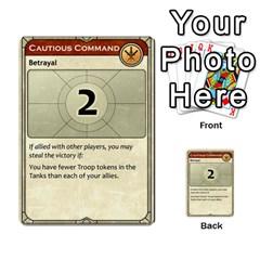 Dune Treachery  By Rafael Fuentes   Multi Purpose Cards (rectangle)   4jzhf4j4yqgg   Www Artscow Com Front 47