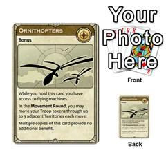 Dune Traitor, Bonus  By Rafael Fuentes   Multi Purpose Cards (rectangle)   83ndu76ju6h0   Www Artscow Com Front 33