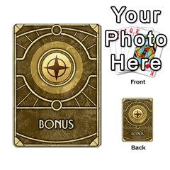 Dune Traitor, Bonus  By Rafael Fuentes   Multi Purpose Cards (rectangle)   83ndu76ju6h0   Www Artscow Com Back 37