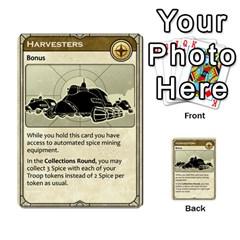 Dune Traitor, Bonus  By Rafael Fuentes   Multi Purpose Cards (rectangle)   83ndu76ju6h0   Www Artscow Com Front 39