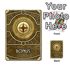 Dune Traitor, Bonus  By Rafael Fuentes   Multi Purpose Cards (rectangle)   83ndu76ju6h0   Www Artscow Com Back 39