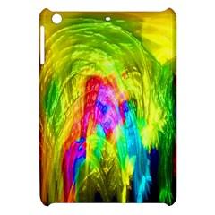 Painted Forrest Apple Ipad Mini Hardshell Case