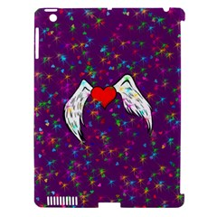 Your Heart Has Wings So Fly   Updated Apple Ipad 3/4 Hardshell Case (compatible With Smart Cover) by KurisutsuresRandoms