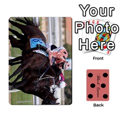 Ace Black Caviar By Chevy Chase   Playing Cards 54 Designs   Qavhy1kju00l   Www Artscow Com Front - SpadeA