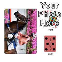 Black Caviar By Chevy Chase   Playing Cards 54 Designs   Qavhy1kju00l   Www Artscow Com Front - Heart10