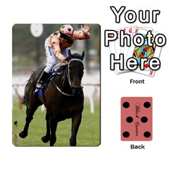 Black Caviar By Chevy Chase   Playing Cards 54 Designs   Qavhy1kju00l   Www Artscow Com Front - Spade5