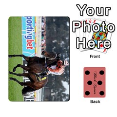 Black Caviar By Chevy Chase   Playing Cards 54 Designs   Qavhy1kju00l   Www Artscow Com Front - Spade7