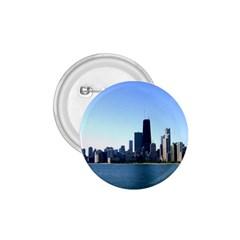 Chicago Skyline 1 75  Button by canvasngiftshop