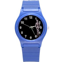 I Have To Go Plastic Sport Watch (small) by hlehnerer