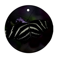 Butterfly 059 001 Round Ornament
