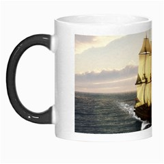 French Warship Morph Mug by gatterwe