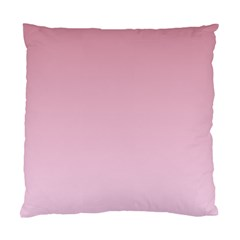 Puce To Pink Lace Gradient Cushion Case (two Sides) by BestCustomGiftsForYou