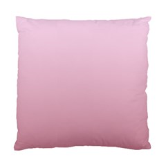 Pink Lace To Puce Gradient Cushion Case (one Side) by BestCustomGiftsForYou