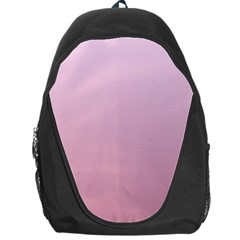 Pink Lace To Puce Gradient Backpack Bag by BestCustomGiftsForYou